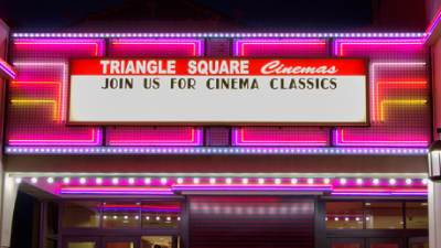 Starlight Traingle Square Cinemas