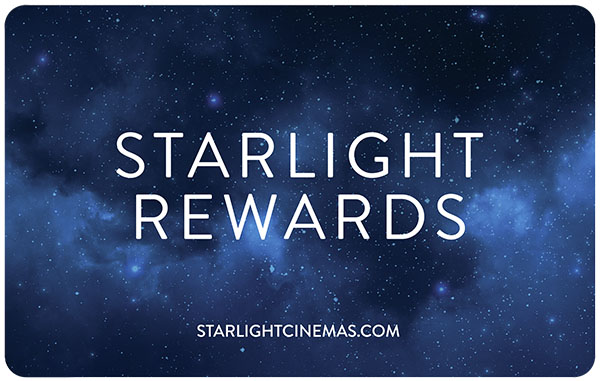Starlight Rewards Card